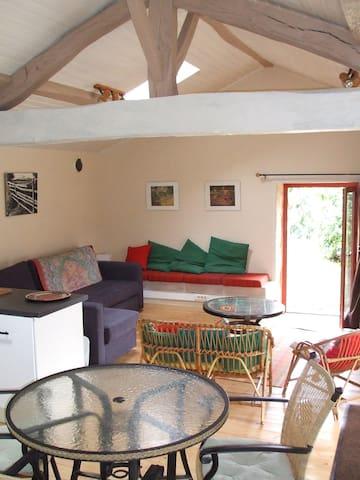Gîte de charme dans le Poitou - Saint-Jouin-de-Milly - House