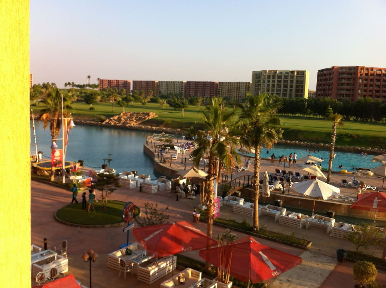 CHARMANT APPARTEMENT GOLF MARINA
