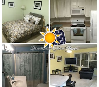 Brentwood Solar House - Raleigh - Appartement