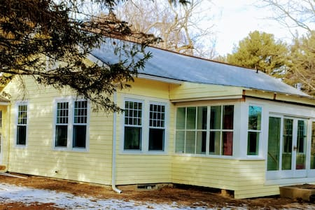 New private beautiful cottage ~ great location! - Pomfret - Bungalow