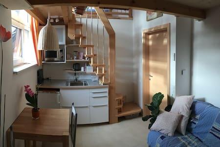 2-Zimmer-Appartment mit viel Liebe im Detail - Obereching - Appartement