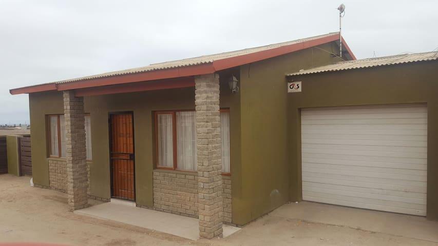 Cosy flat in Mondesa, Swakopmund - Swakopmund - Appartement