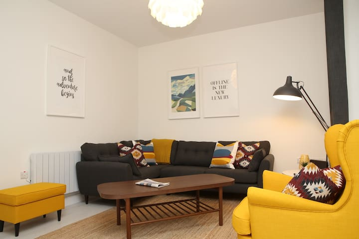 Brand New Luxury Self Catering Apartments