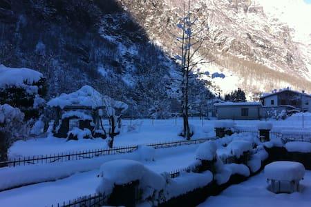Bergamo - Appartamento in Villa - Bondione