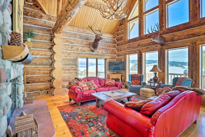 NEW! Private Luxury Cabin - 30 Mi. to Steamboat!