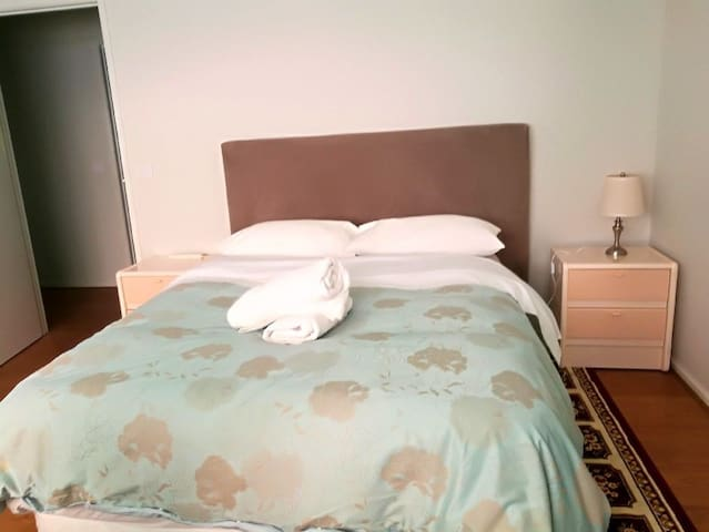 New private room with double bed