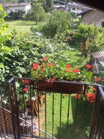 """""""Les oiseaux qui chantent"""" Relax e natura - Fénis - Pis"""