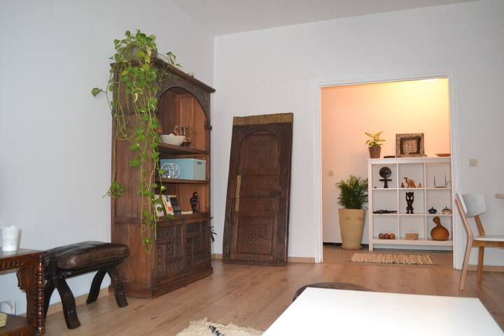 Cozy & comfortable apartment in the heart of Rabat - Rabat - Daire
