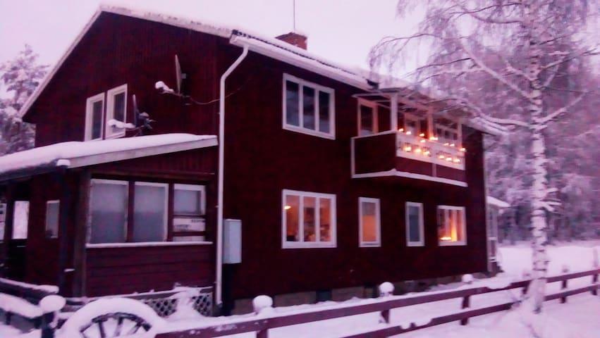 Säfsen - Liljendal  Airbnb