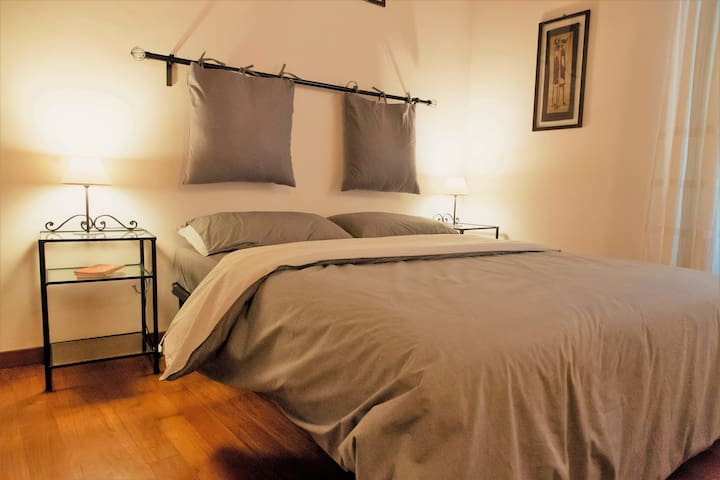 Cosy Room with confortable Double Bed