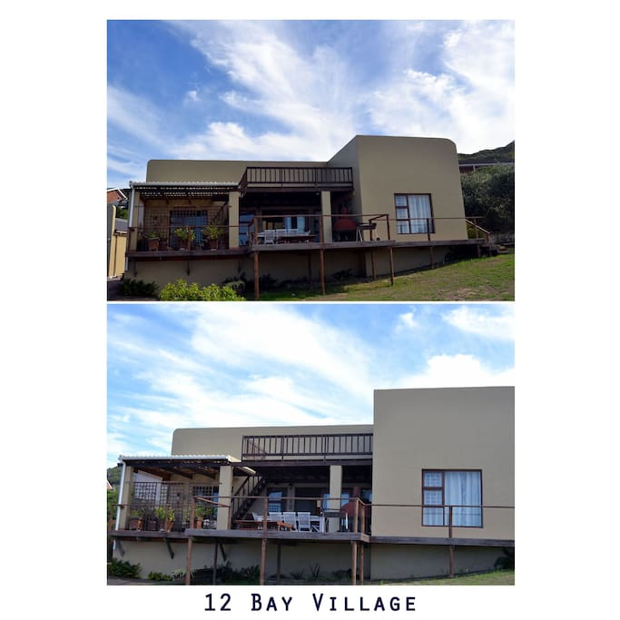 Front view of 12 Bay Village