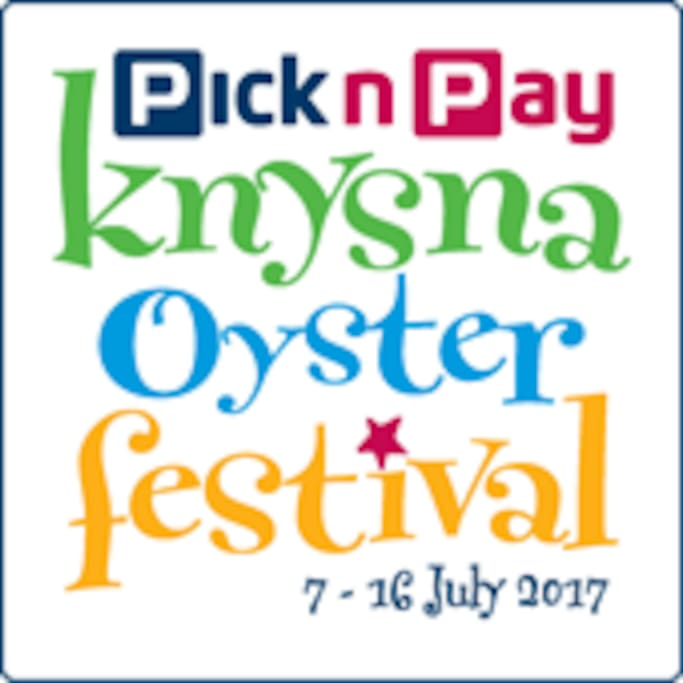 Only one of many festivals in Knysna.