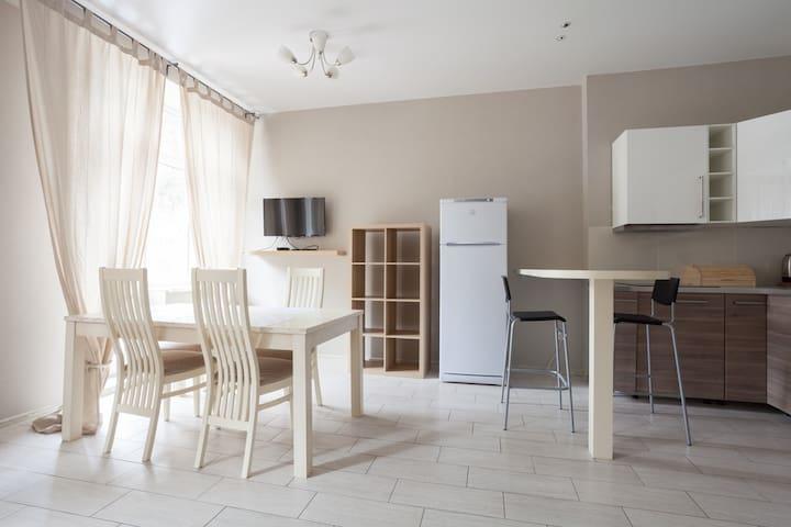 Апартаменты Вершина-Студия - Dombay - Appartement