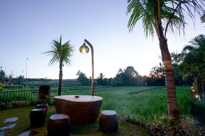 Back To Nature Home In North Ubud