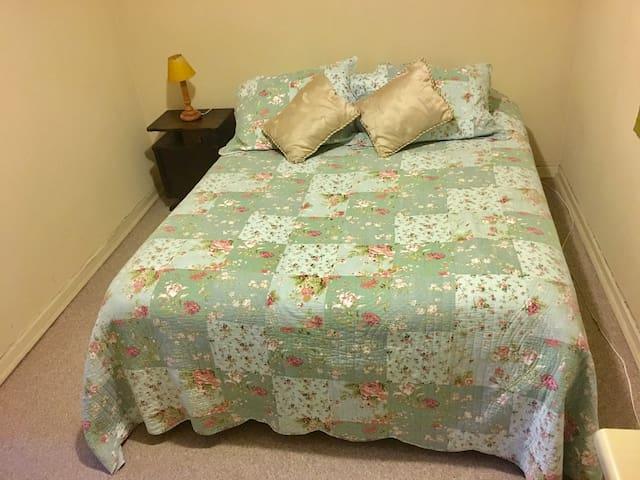 Cómoda y confortable habitación en Temuco