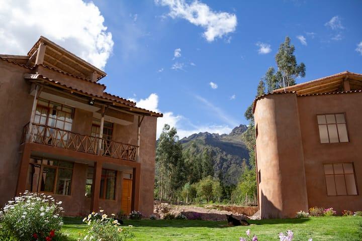 Hospedaje en el Valle Sagrado de los Incas