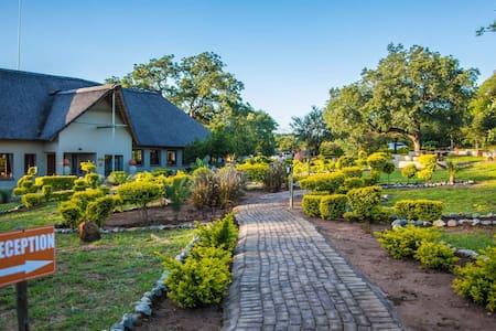 Nahakwe Lodge  Rondavel