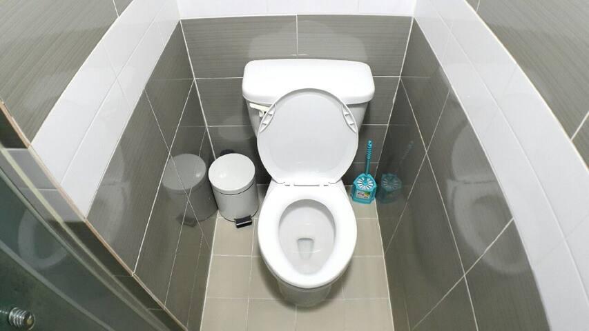 personal toilet