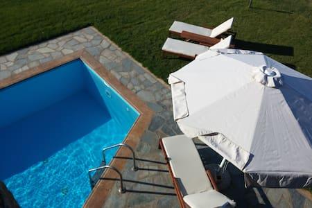 s4sani-S1 Luxury Residence - Private Pool - Sane