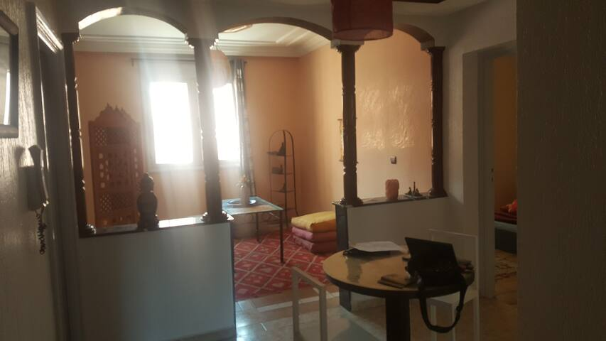 Apartment in the Majorelle Garden area