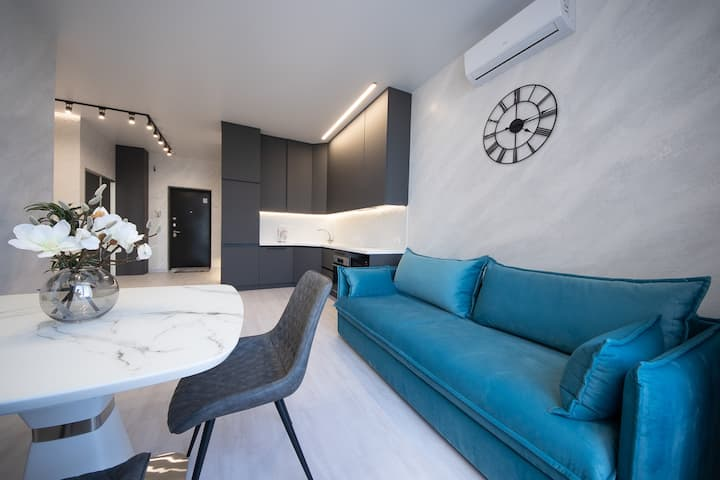 Luxury apartment in centre of the city