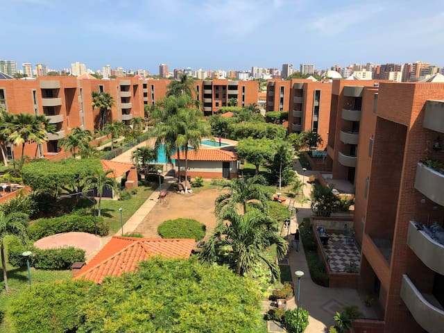Apartamento vacacional en Lechería Puerto La cruz