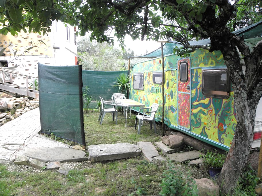 Apple Tree Caravan