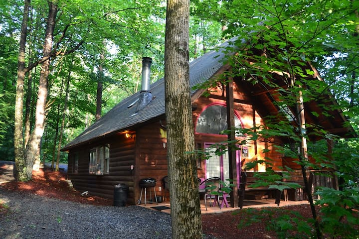 Whitewater Country.  Cabin 3
