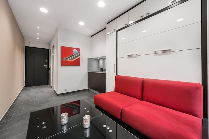 Tunnel 15, 3 - Carouge - Apartamento
