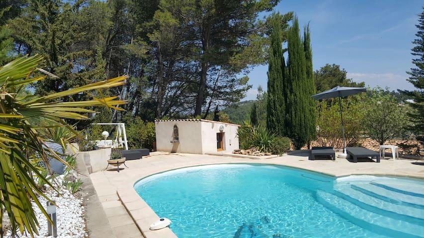 Gite de charme en Provence entr Alpilles & Lubéron