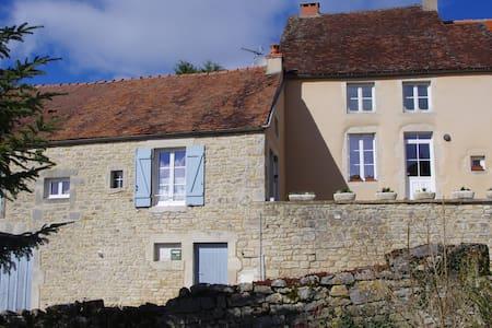 la maison d'Alésia - Alise-Sainte-Reine - Hus