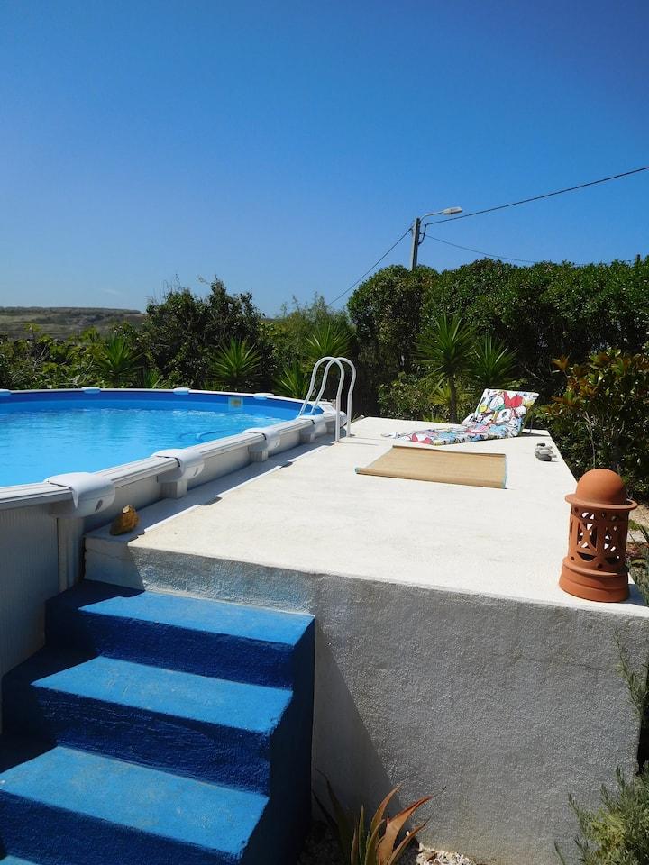 Pedranta House@Samarra (quiet place near Ericeira)