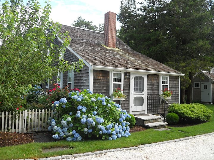 Antique Cape Home, Modern Conveniences