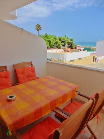 Apartamento a 200 metros da praia