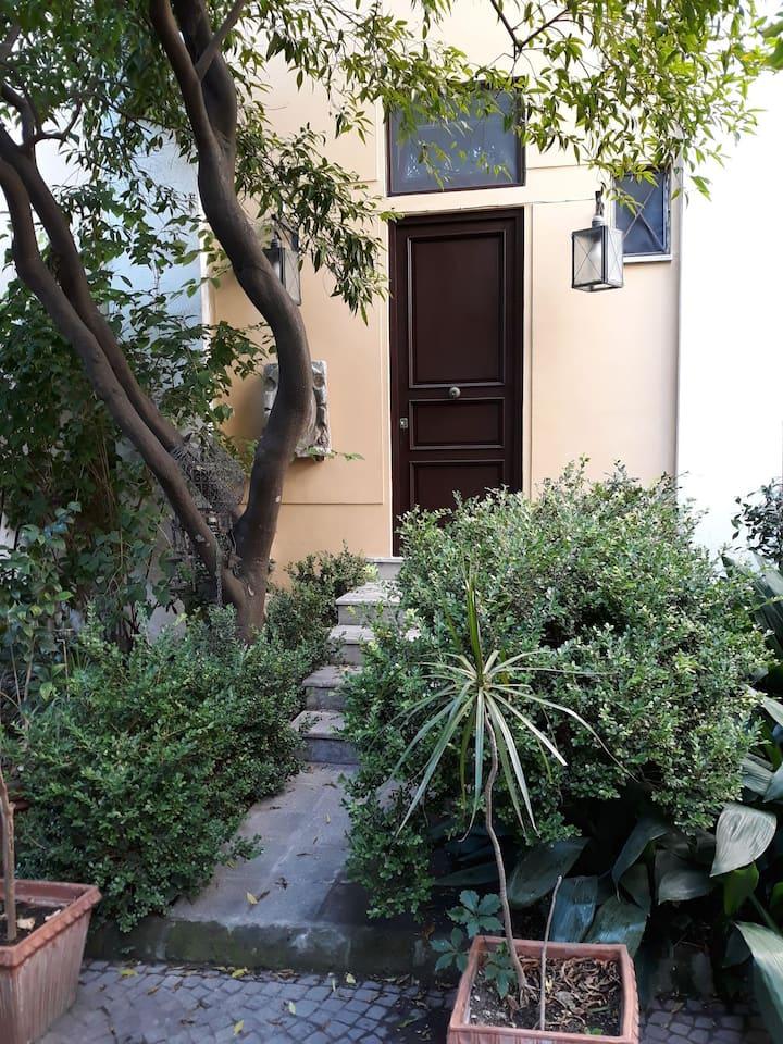 Garden Giga Sorrento centro storico pedonale