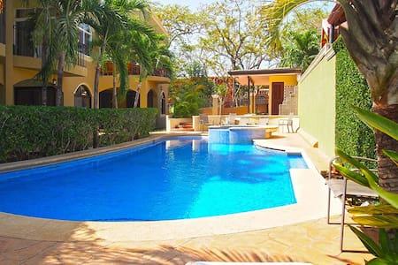 Luxury Villa, Peaceful Location. - Playa Langosta