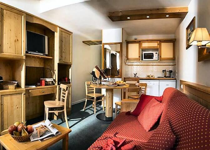Appartement au coeur des 3 vallées - Les Allues - Apartament
