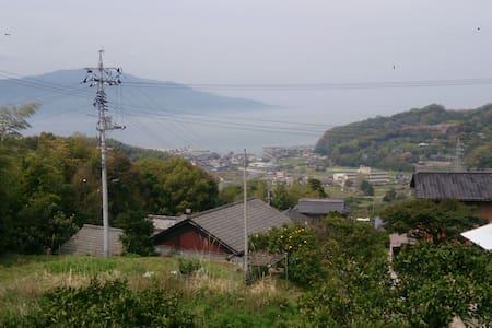 海の見える家 2 - 大島郡 - Casa