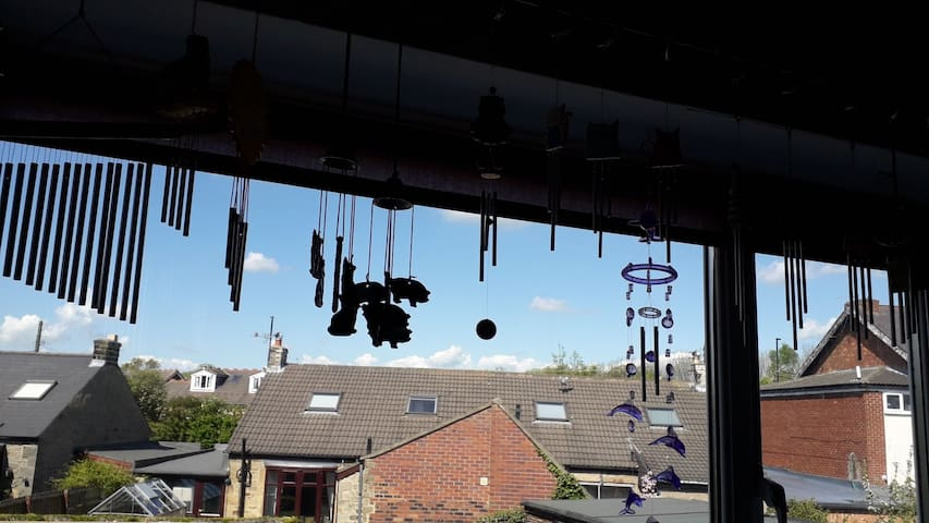 Collection of chimes