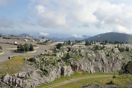 La Pierre St-Martin Balcons du Pic d'Anie - Quinte