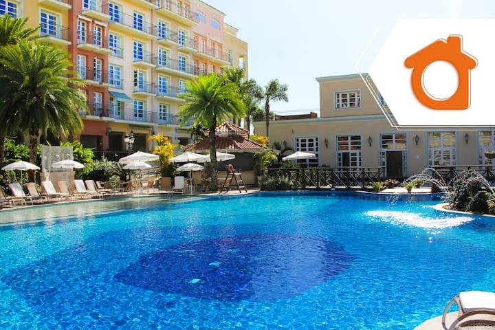 Sensational Jr Suite inside resort Jurere ILC1111