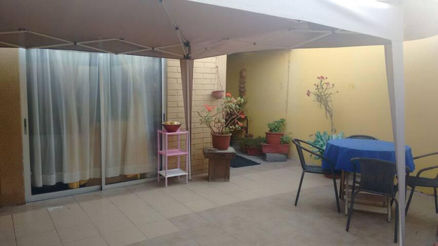 Casa para alojar a viajeros