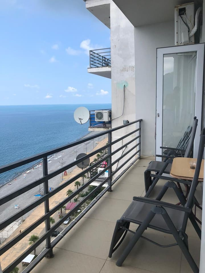 Beautiful Flat with an amazing SEA VIEW