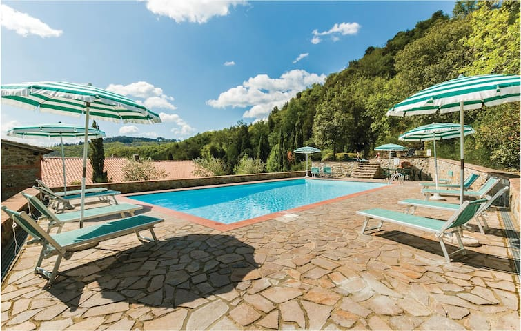 Holiday apartment with 1 bedroom on 60 m² in Gaiole in Chianti SI