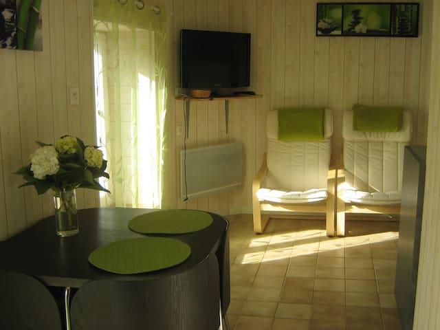 joli studio dans vieille longère - Plonévez-Porzay - House