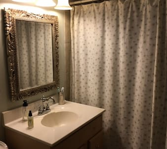 Private room and bath near downtown - Casa