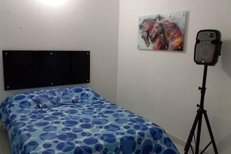 habitación agradable