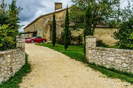 Luxury Home in the Vineyards - Pellegrue