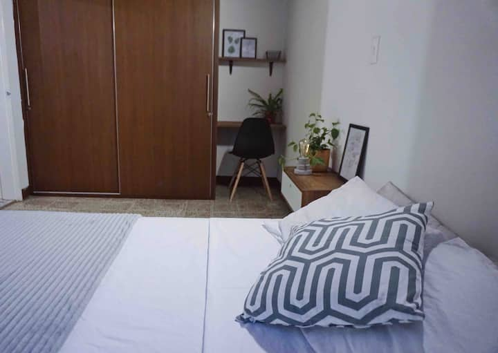 Room #2 in big house in Laureles, perfect location