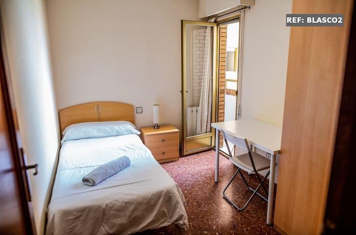 habitación individual cerca de la playa